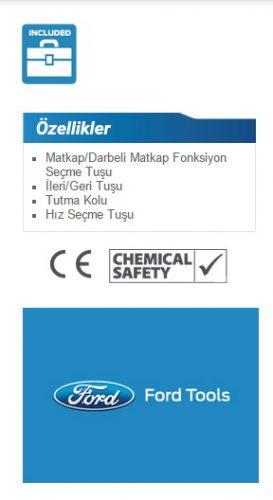 Ford FX1-10 / 710W Darbeli Matkap Premium