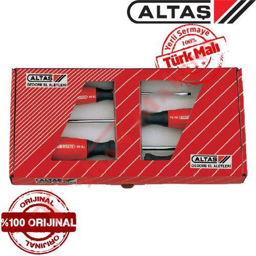 Altaş 160/044 Tornavida Seti 160/044