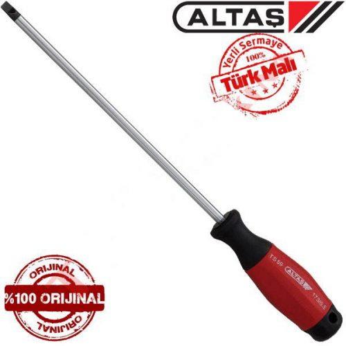 Altaş 170 Düz Tornavida Elektrikçi Tipi 6.5x200mm