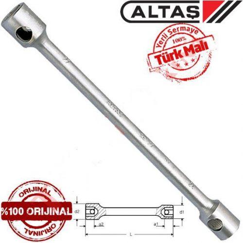 Altaş 27 Bijon Anahtarı 22x26mm