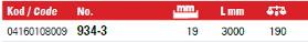 Altaş 3 Metre 934-3 Şerit Metre // 04160108009