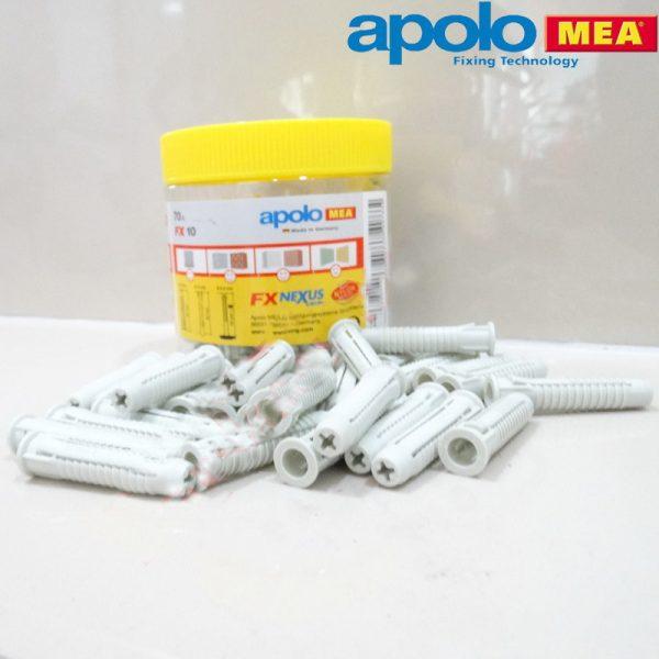 Apollo Mea FX10 Nexus Dübel 70 Adet