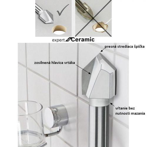 Bosch CLY-9 Ceramic Fayans Matkap Uc 6x80mm