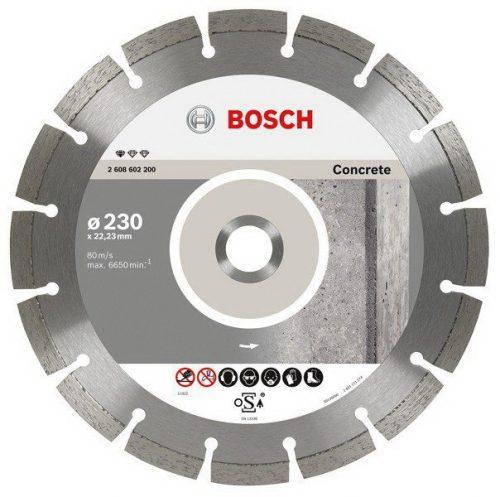 Bosch Concrete Beton Kesme Diski Elmas 230mm