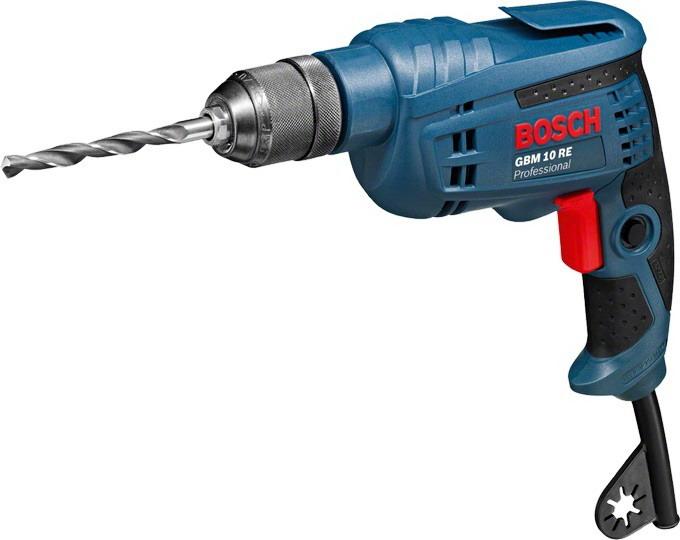 Bosch GBM 10 RE Darbesiz Matkap 600W