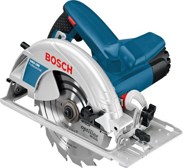 Bosch GKS 190 Daire Testere 1400W 190mm