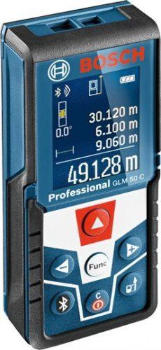 Bosch GLM 50 C Dijital Lazerli Uzaklık Ölçer 50 Metre