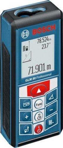 Bosch GLM 80 Dijital Lazerli Uzaklık Ölçer 80 Metre