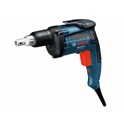 Bosch GSR 6-60 TE Alçıpan Vidalama