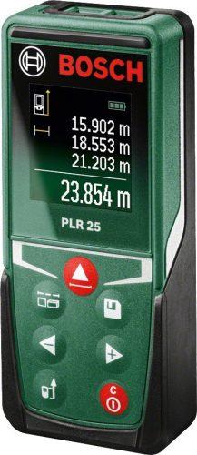 Bosch PLR 25 Dijital Lazerli Uzaklık Ölçer 25 Metre