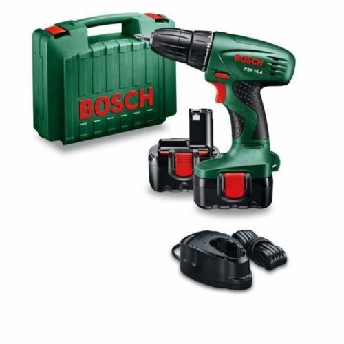 Bosch PSR 14.4 Li-2 Çift Akülü Vidalama Makinası 14.4W 2.5Ah - 07 Mağaza