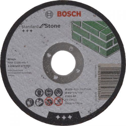 Bosch Taş Kesme Diski 115x3x22.23mm