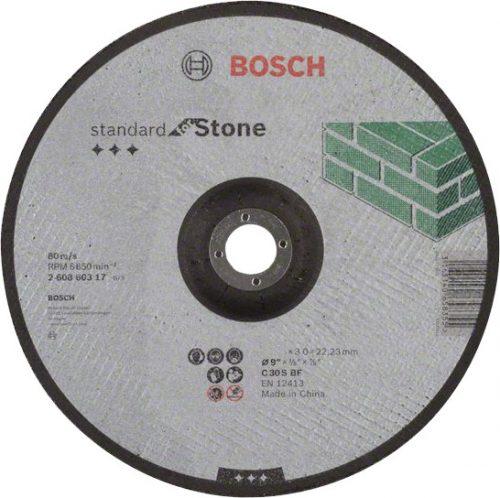 Bosch Taş Kesme Diski 180x3x22.23mm