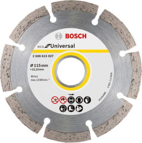 Bosch Universal Beton Kesme Diski Elmas 115mm