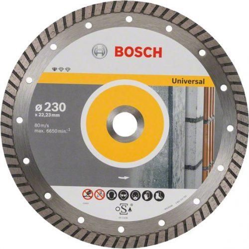 Bosch Universal Beton Kesme Diski Elmas 230mm