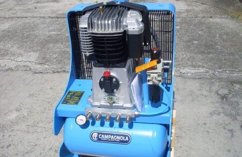 Campagnola ECOPLUS950 Traktör Arkası Motorlu Zeytin ve Meyve Hasat Makinası