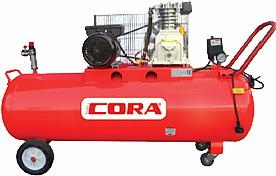 Cora 150 Kompresör Kasnaklı 150 Litre