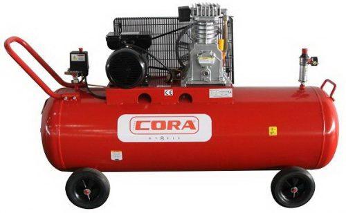 Cora 200 Kompresör Kasnaklı 200 Litre