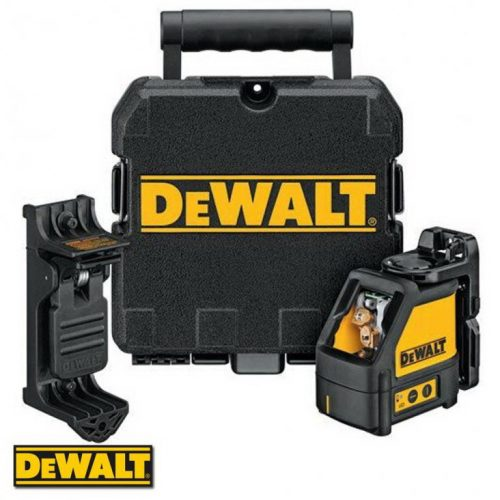 DeWALT DW088K Çizgi Lazer Distomat Yatay ve Dikey Otomatik Hizalamalı