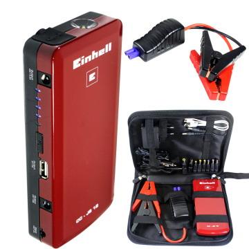 Einhell CC‐JS 12 Çok Fonksiyonlu Akü Şarj Cihazı Powerbank