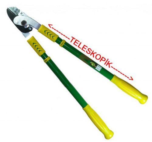 Eltu 020AKLG / 65-98cm Dal Budama Makası ''Çelik Teleskopik Saplı''
