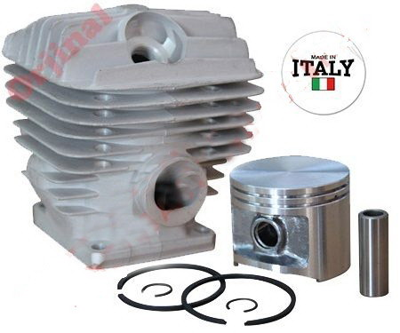 Emak 52mm Oleo-Mac MTL81/284/482 Silindir ve Piston // 008100001