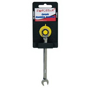 EuroStar 11mm Cırcırlı Kombine Anahtar // ES-03807