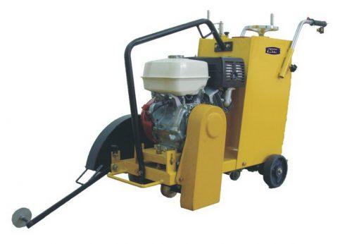 Factor CNQ20-2 Honda Motorlu Benzinli Derz Açma Makinası 13Hp