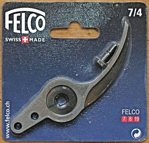 Felco 7/4 Alt Bıçak ve Pimi 7