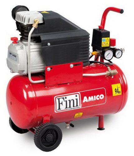 Fini AMICO 25 2400 Kompresör 25 Litre