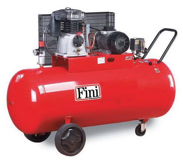 Fini MK113-270 Kopresör Kasnaklı 270 Litre