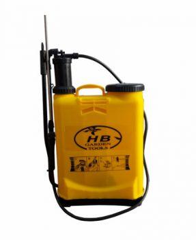 HB İlaçlama Pompası Mekanik 16 Litre Sarı