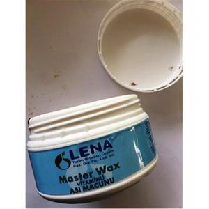 Lena Master Wax Aşı Macunu Vitaminli 250gr