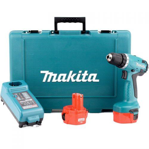 Makita 6281DWAE Çift Akülü Vidalama 14.4V 1.9Ah