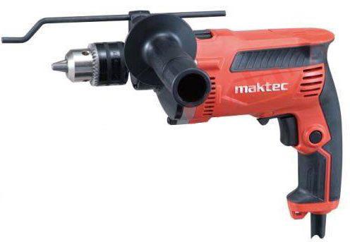 Maktec MT817 / 430W 13mm Darbeli Matkap