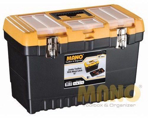 Mano JMT-19'' Jumbo Metal Kilitli Takım Çantası