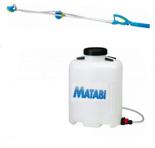 Matabi Herbamat 12lt Pilli İlaçlama Makinası