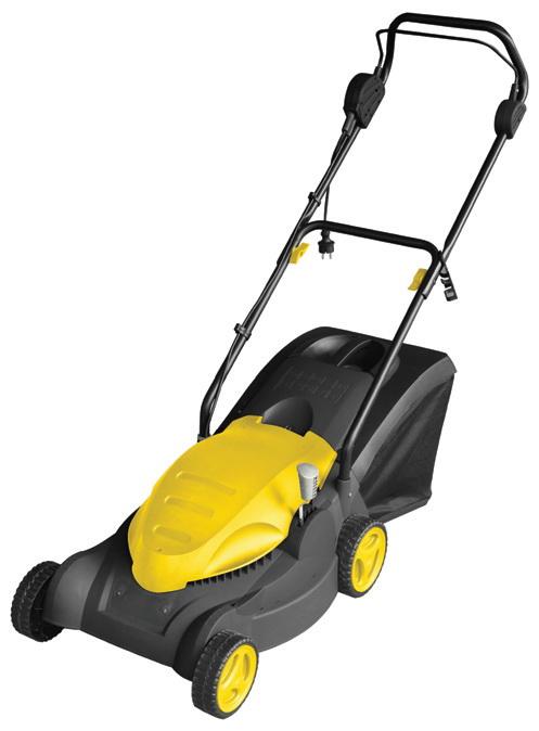 Max Garden LM-C4201B 1600W Çim Biçme Makinası