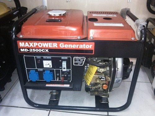 MaxPower 2000W Dizel Jeneratör // MD 2500CX