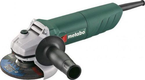 Metabo W 750-115 Avuç Taşlama 750W 115mm