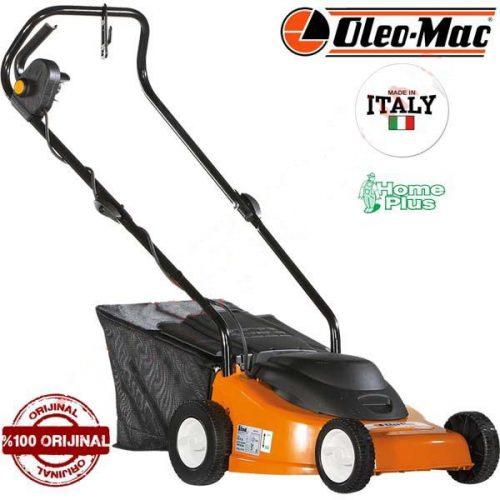 Oleo-Mac K40P 1300W ATB Motorlu Elektrikli Çim Biçme Makinası