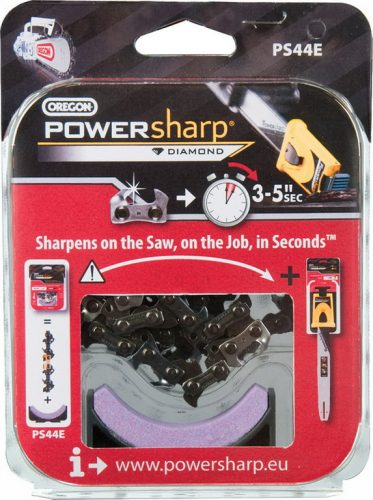Oregon PS56E / Powersharp 27.5 Diş Zincir ve Bileme Taşı Seti