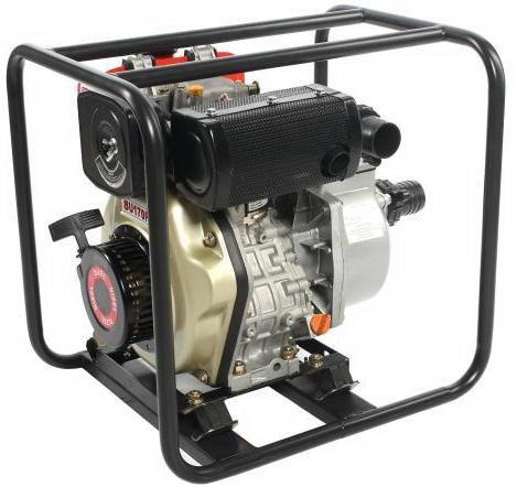 Palmera PA-HP100DE / 10Hp 4'' Dizel Marşlı Su Motoru