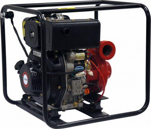 Palmera PA-HP50DIE / 6.7Hp 2'' Dizel Marşlı Su Motoru