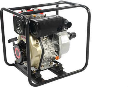 "Palmera PA-HP80DE / 6.7Hp 3"" Dizel Marşlı Su Motoru"
