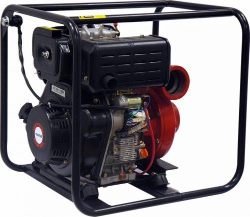 Palmera PA-HP80DIE / 10Hp 3'' Dizel Marşlı Su Motoru