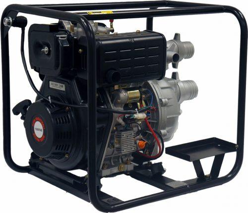 Palmera PA-HP80XLE / 10Hp 3'' Dizel Marşlı Su Motoru