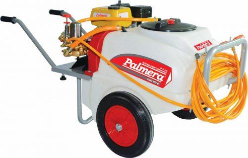 Palmera PA100L / 100Lt 6.5Hp Kendinden Motorlu İlaçlama Makinası Pülverizatör