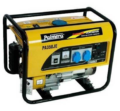 Palmera  PA350JE / 2.8kW 6.5Hp Benzinli Jeneratör