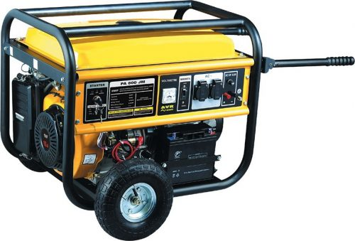 Palmera PA800JM Jeneratör Benzinli Marşlı 15Hp 6.3kW